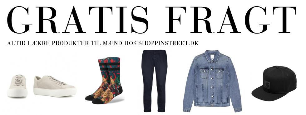 Herre modetøj tilbud- ShoppinStreet.dk - Gammel Kongevej københavn