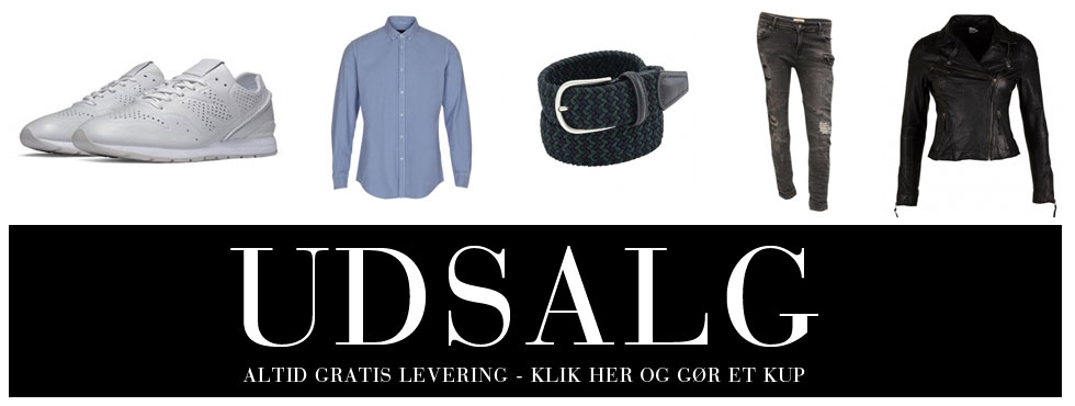 Modetøj udsalg- ShoppinStreet.dk - Gammel Kongevej